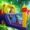 Tor Przeszkód dla dzieci mały